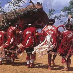 Nagaland war dance