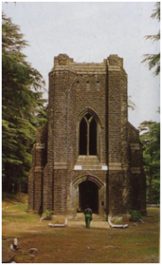 Church of St John in the Wilderness